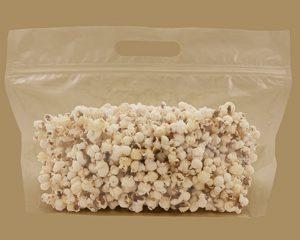 Bolsas de palomitas de maíz de tamaño pequeño