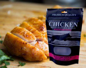 Bolsas de pollo