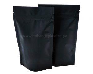 Papel Negro Metalizado