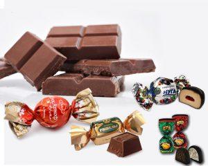 Embalaje de dulces