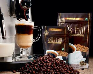 Bolsas impresas para café