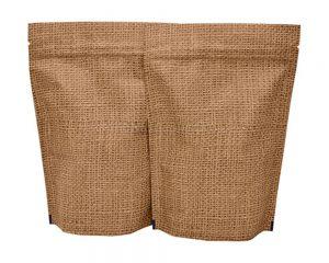 bolsas de apariencia de yute