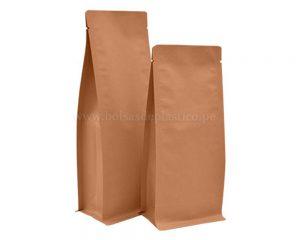 bolsas de fondo cuadrado,