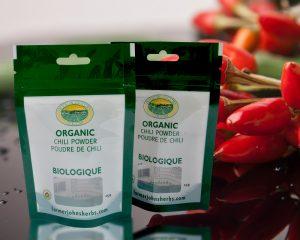 Embalaje orgánico