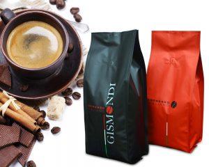 Embalaje de café