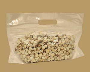 Bolsas de palomitas de maíz